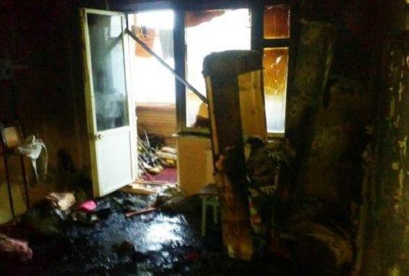 На Прибузькій 43-річний чоловік живцем згорів у власній квартирі