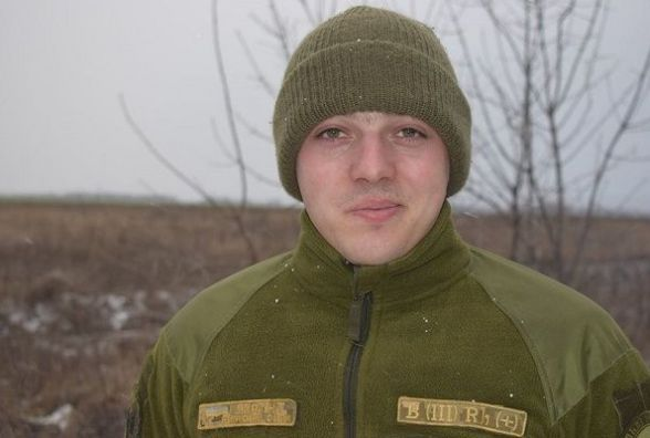Президент нагородив орденом бійця зі Старокостянтинівщини