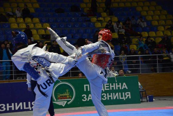 Хмельничани стали призерами міжнародного турніру з тхеквондо