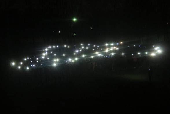 Студенти ХНУ влаштують яскравий еко-флешмоб у центрі Хмельницького