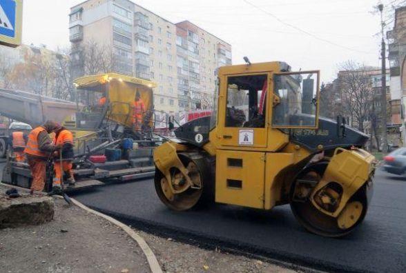 Ремонти доріг у Хмельницькому: шукайте свою вулицю на карті