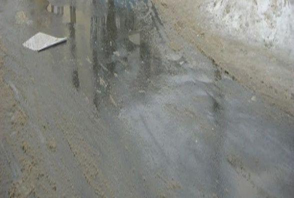 Новий тиждень прийде до Хмельницького з дощем та відлигою