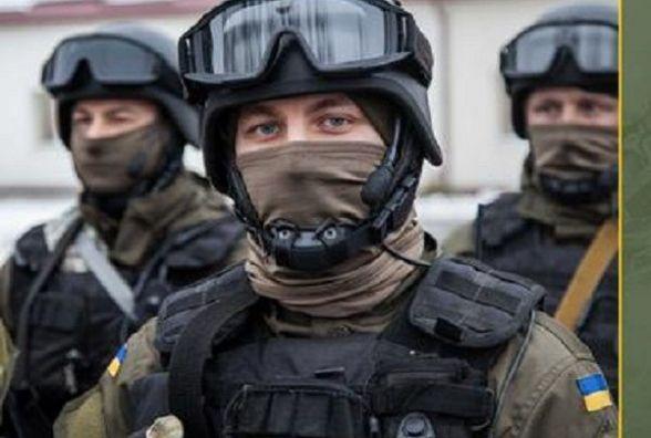 26 березня - День Нацгвардії України