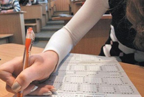 Хмельницькі школярі, які здали пробне ЗНО 31 березня, можуть перевірити свої результати онлайн