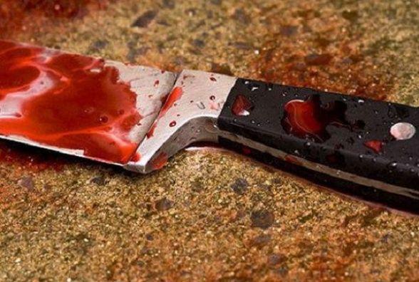 На Хмельниччині  батько кинувся з ножем на сина прямо за великоднім столом