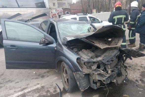 Хроніка ДТП у Хмельницькому: перша смерть на дорозі і двоє збитих пішоходів
