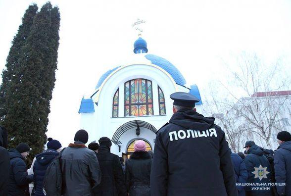 Безпечне святкування:  хмельницькі храми на Великдень охоронятимуть у посиленому режимі