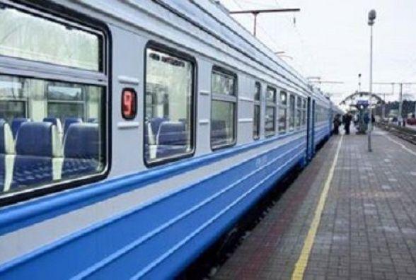 У передвеликодню суботу до Хмельницького пустять додаткові регіональні потяги