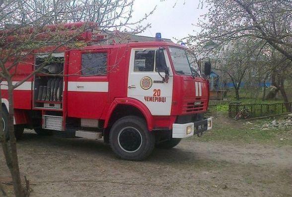 """""""Вогняна пастка"""": на Чемеровеччині 88-річний чоловік згорів у власному будинку"""