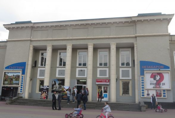 Ресторан і два зали: яким бачать оновлений кінотеатр Шевченка