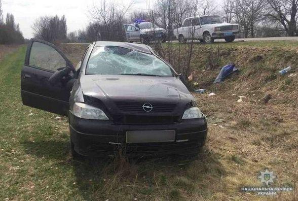 Внаслідок ДТП у Новоушицькому районі постраждала 37-річна вінничанка