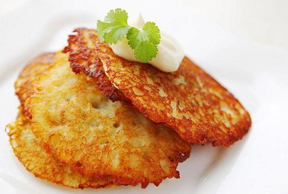 Смачний і простий сніданок: готуємо запашні деруни