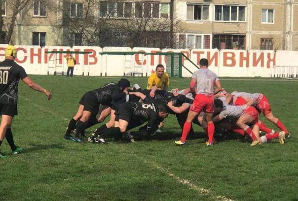 «Ну хоч хтось з Хмельницького перемагає»: регбісти вдало розпочали сезон