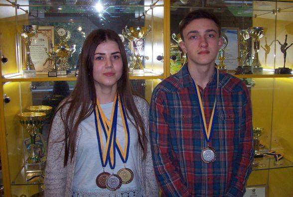 Хмельницькі школярі настріляли нагороди на чемпіонаті України