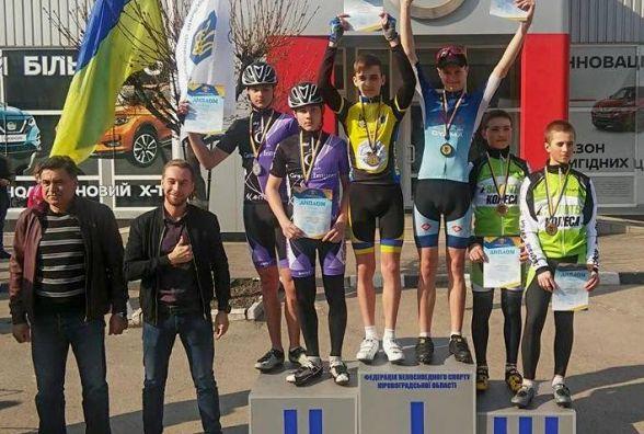 17 медалей привезли хмельничани з чемпіонату України з велоспорту