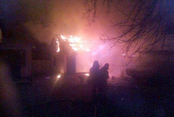 Подвійне вбивство на Ярмолинеччині: злочинець намагався спалити тіла своїх жертв