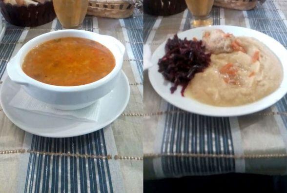 """Перевіряємо хмельницькі їдальні: як годують в кафе """"Jazz"""" на Свободи"""
