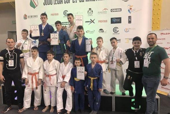 Хмельничани завоювали 7 медалей на міжнародному турнірі з дзюдо