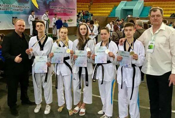 Хмельничани стали призерами Всеукраїнського турніру з тхеквондо