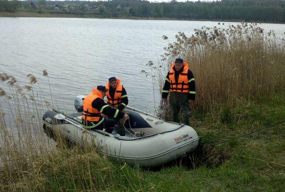 Безвісти зниклого 61-річного мешканця Нетішина знашли в озері
