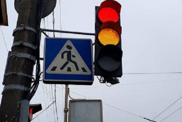 """Щоб не перебігали: хмельничанин Юрій пропонує облаштувати пішохідний перехід зі світлофором біля """"Темпу"""""""