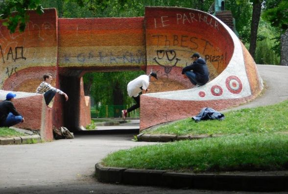 Запланували реконструкцію парку Чекмана. Що треба змінити?
