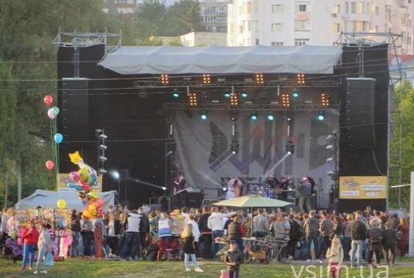 """Хто виступатиме на головній сцені фестивалю """"Rock&Buh"""""""