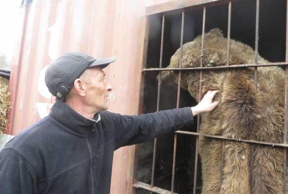 Приватний зоокуточок Пальохіна переїхав. Де показуватимуть тварин