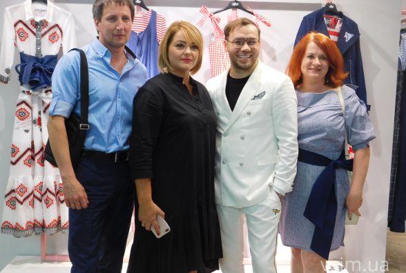 Гуру краси і стилю в Хмельницькому: як зустрічали модного українського дизайнера Андре Тана (новини компаній)