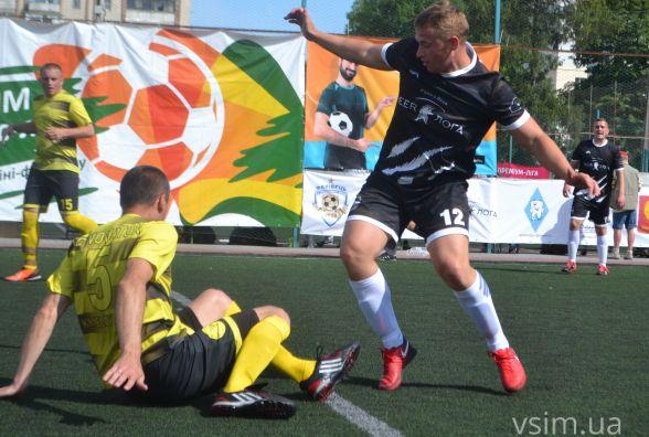 Відео і фото матчів 3-ого туру міні-футбольної ВСІМ Бізнес-ліги