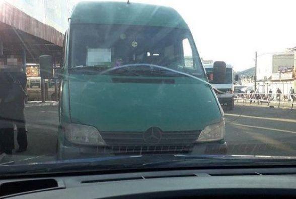 У Хмельницькому п'яний водій сів  за кермо рейсового автобуса