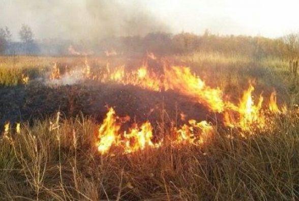 Спека атакує: хмельничан попереджають про небезпеку пожеж