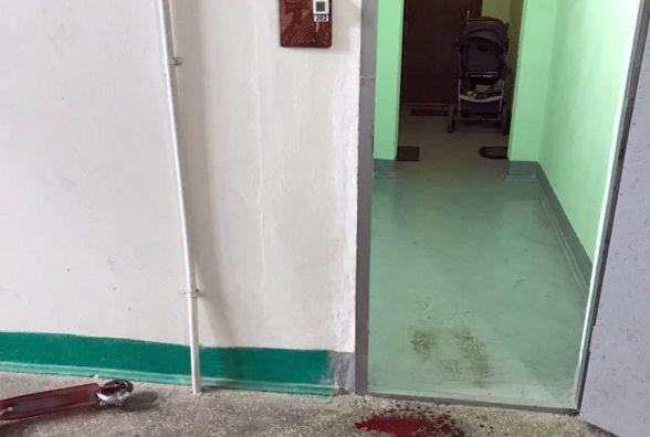 У Хмельницькому психічно-хворий юнак накинувся на 9-річну дівчинку з ножем