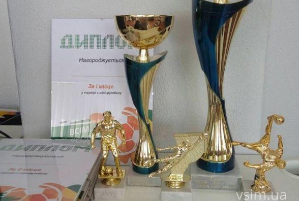 Результати вирішальних матчів міні-футбольної ВСІМ Бізнес-ліги