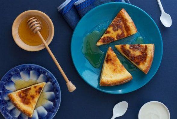 Смачний сніданок: готуємо сирну запіканку з бананом