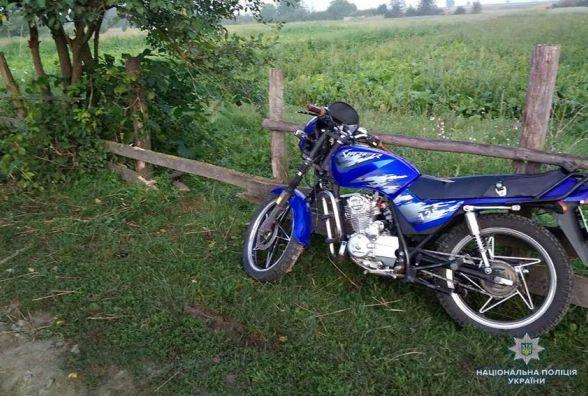 ДТП біля Славути: до лікарні потрапив 23-річний мотоцикліст