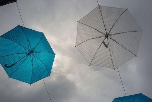Грози насуваються на Хмельницький. Прогноз погоди на 6 серпня