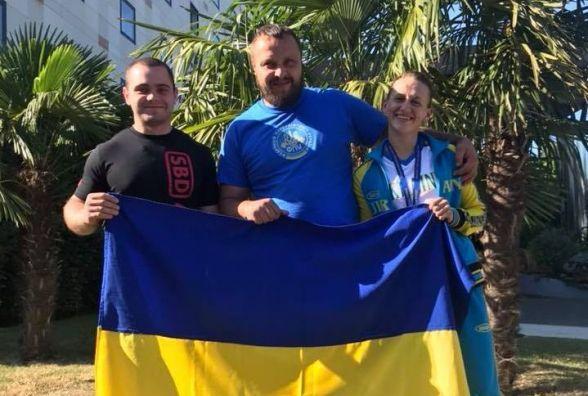 Хмельницькі спортсмени здобули нагороди на чемпіонаті Європи з паверліфтингу