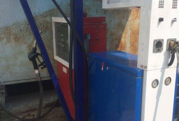 Нелегальну АЗС з паливом на майже 2 мільйони гривень прикрили у Хмельницькому