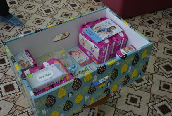 Пакунок малюка вже у Хмельницькому: що дарують новонародженим?