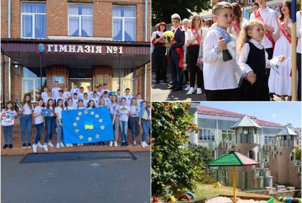 Порівняли школи Хмельницького: найстаріші, найбільші та найуспішніші (ІНФОГРАФІКА)