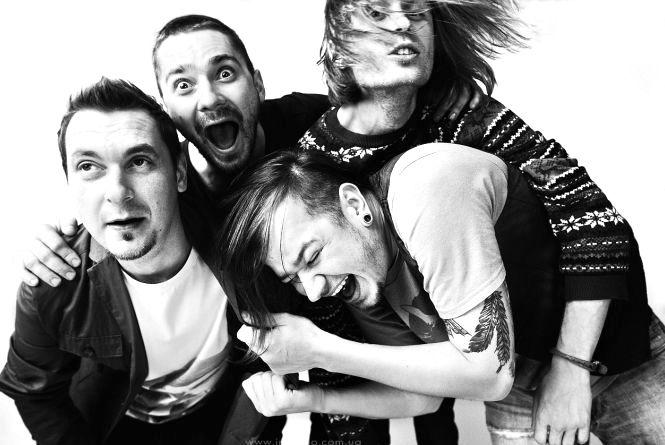 """Рок-гурт """"Безодня"""" презентує хмельничанам новий альбом """"Радіохулігани"""""""
