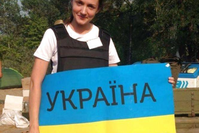 Екс-мер Нетішина Ольга Омельчук, залишивши дитину на чоловіка, поїхала на Схід