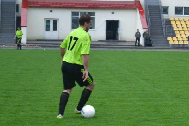 Дебютант Прем'єр-ліги Хмельницької області з футболу здобуває першу перемогу