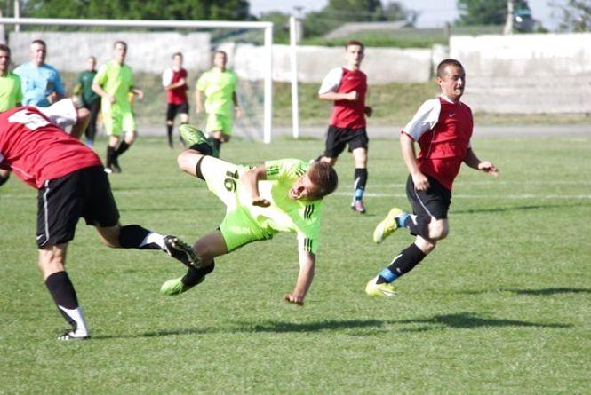Чемпіонат області з футболу: «Горинь» продовжує перемагати