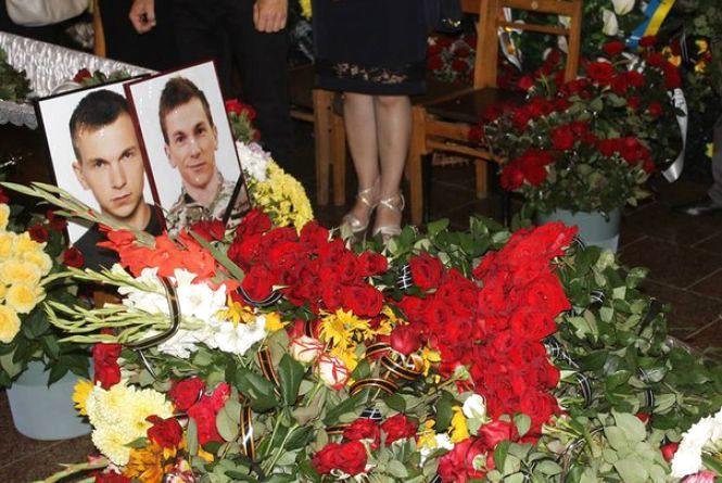 Хмельниччина попрощалась із 29-річним добровольцем Миколою Гордійчуком