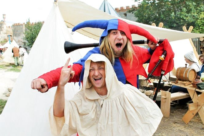 У Меджибожі вирує фестиваль середньовічної культури