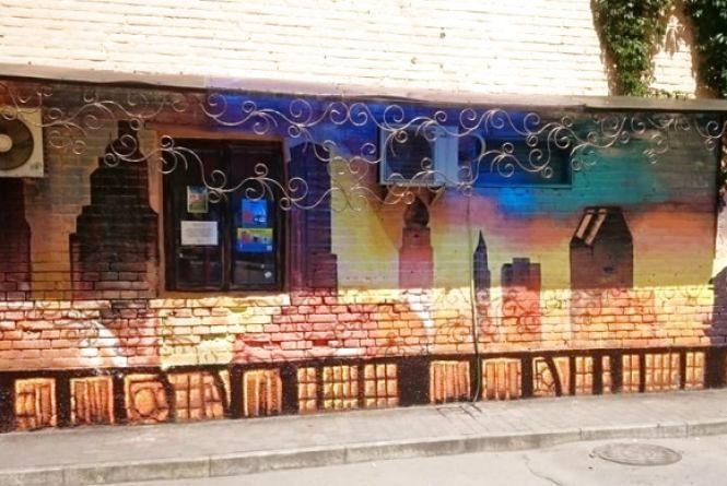 Де у Хмельницькому можна побачити стріт-арт (КАРТА)