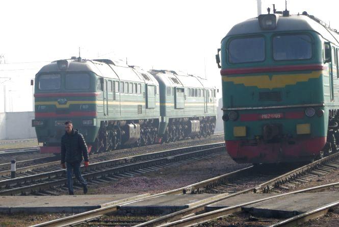 Династія хмельницьких залізничників або Як працюють ті, без кого поїзд не їде