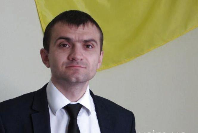 Олександр Симчишин офіційно став мером Хмельницького